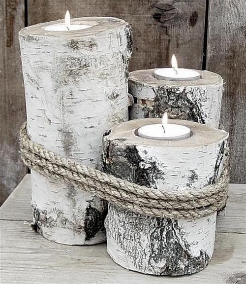 tronco candele 8