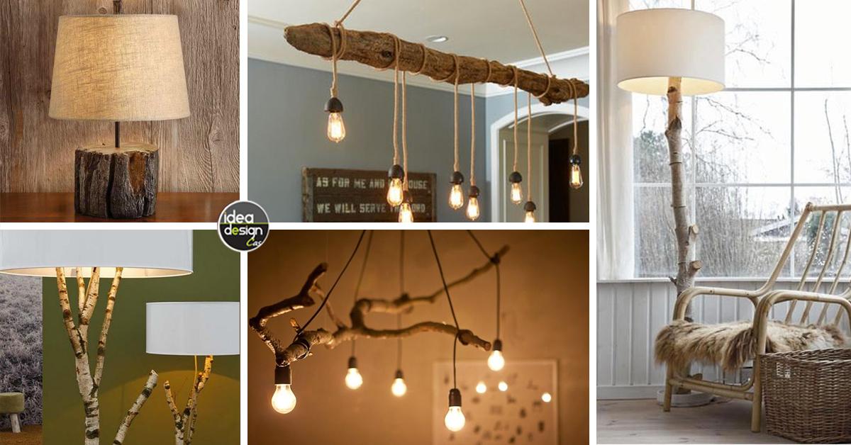 Tronco lampadina ecco 20 idee fantastiche da cui ispirarsi - Idea design casa ...
