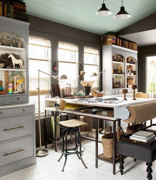 Arredo ufficio in stile industriale! 26 idee... Lasciatevi ispirare.