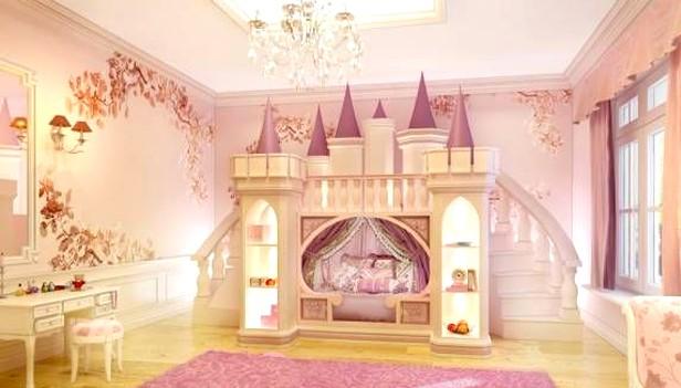 Castello in cameretta 12 camere da sogno per bambini for Camera x bambini
