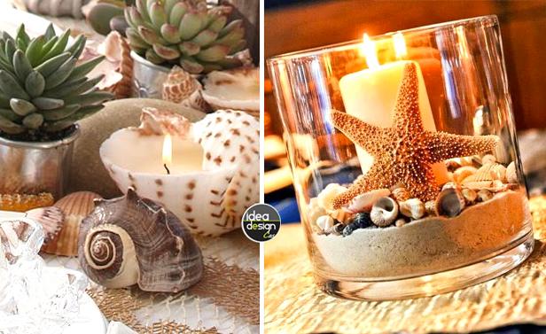 Decorazioni creative al sapore di mare 20 idee da copiare - Profumo casa fai da te ...