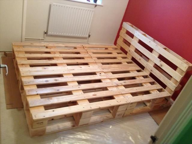 Queen Bed Frame With Drawers