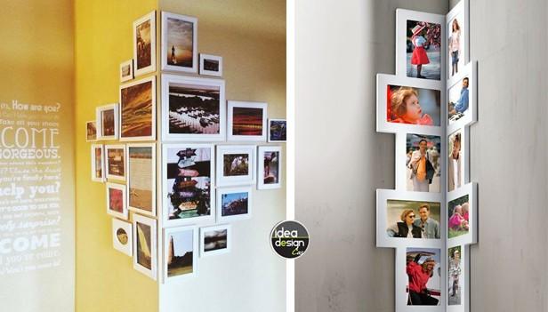 Angolo foto dentro casa 15 idee originali for Arredare casa riciclando
