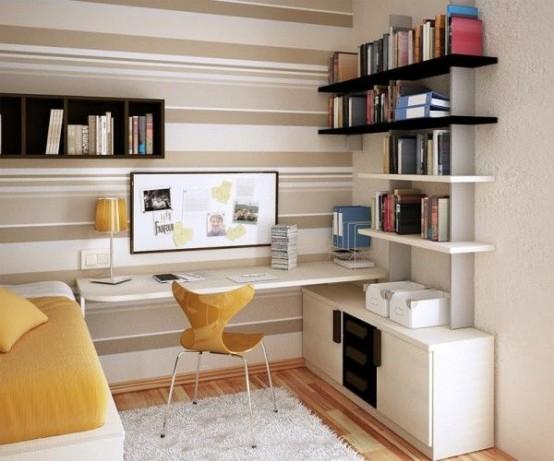 arredare piccolo ufficio casa 24