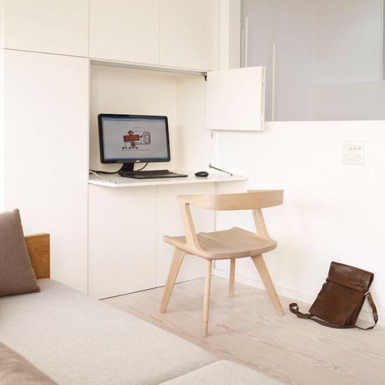 arredare piccolo ufficio casa 30