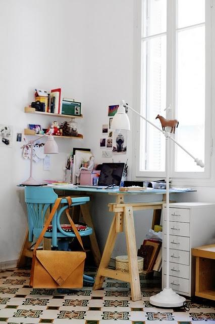 arredare piccolo ufficio casa 31