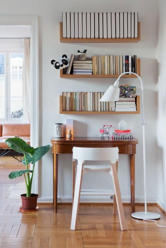 arredare piccolo ufficio casa 8