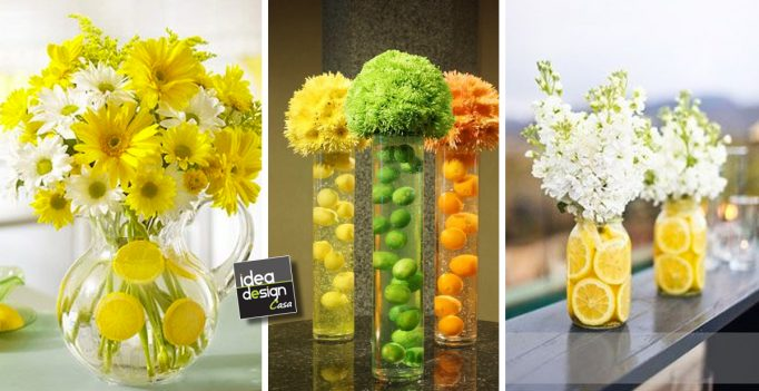 Decorare Un Vaso Con Arance E Limoni 20 Idee Creative