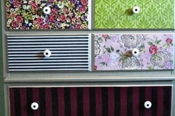 Carta Adesiva Per Rivestire Mobili.Rivestire Un Mobile Con Carta Adesiva Interno Di Casa Smepool Com