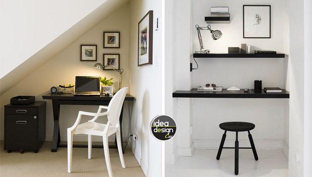 Arredamento Ufficio Piccolo : Uffici piccoli ma funzionali! 33 idee lasciatevi ispirare