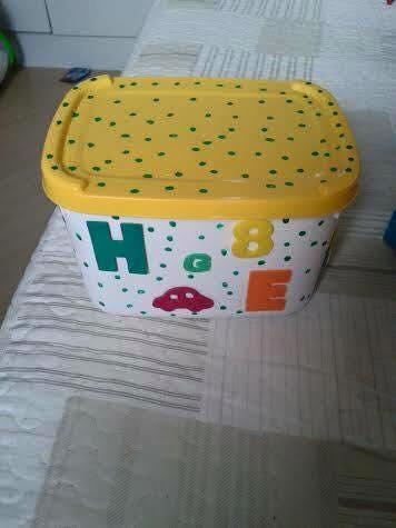 riciclo contenitori gelati 19