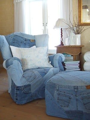 riciclo creativo jeans 19