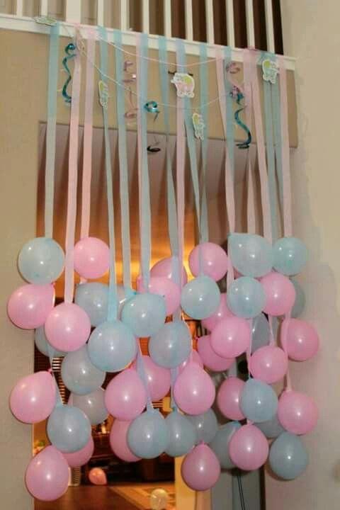 Amato Decorare casa con i palloncini per un compleanno! 20 idee IX27