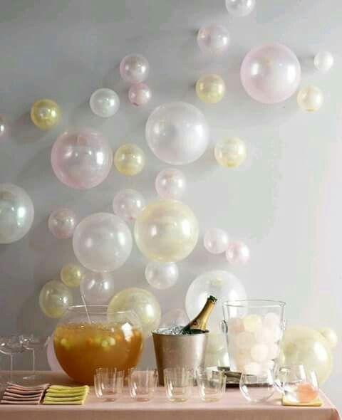 Conosciuto Decorare casa con i palloncini per un compleanno! 20 idee ZN88
