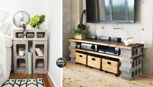 Abbelliamo i nostri giardini con semplici mattoni for Semplici piani di casa in blocchi di cemento