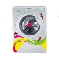 Decorare creativamente la lavatrice ecco 20 idee - Stickers pour machine a laver hublot ...