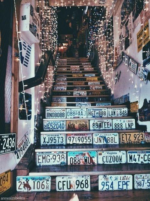 Decorare le scale di casa ecco 20 idee creative - Decorazione archi in casa ...
