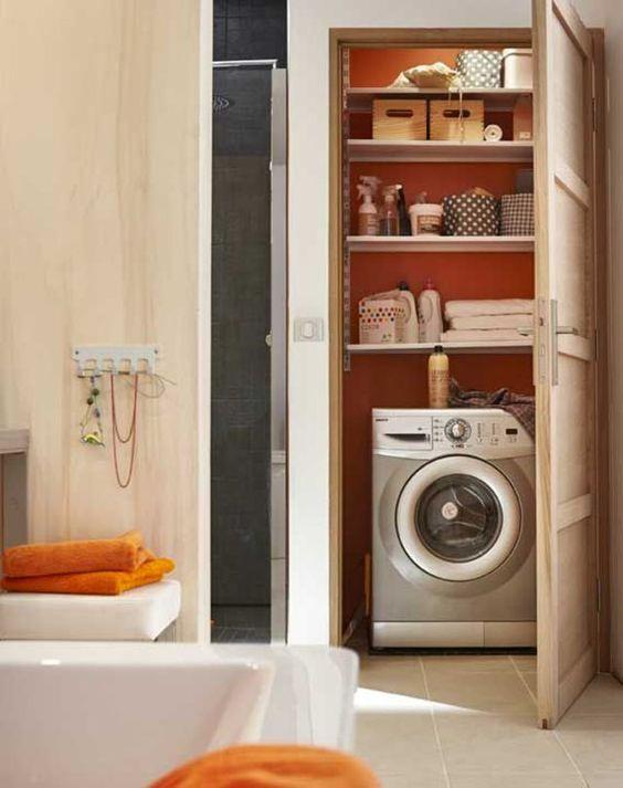 Nascondere La Lavatrice Dentro Casa 20 Idee Originali