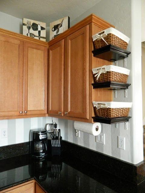 organizzare la cucina 16