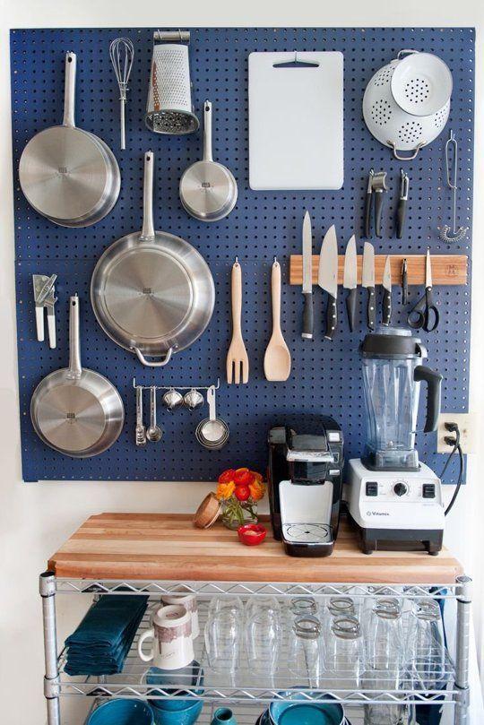 organizzare la cucina 7