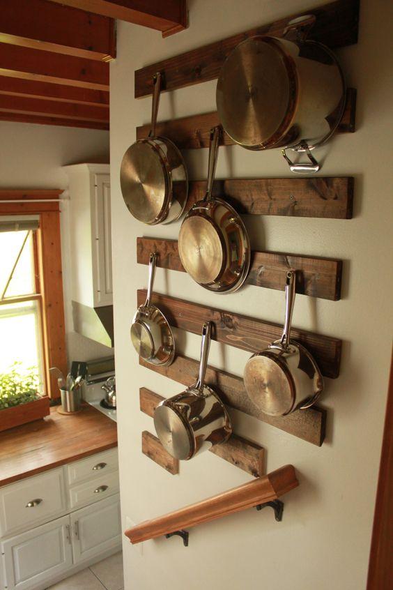 organizzare la cucina 8