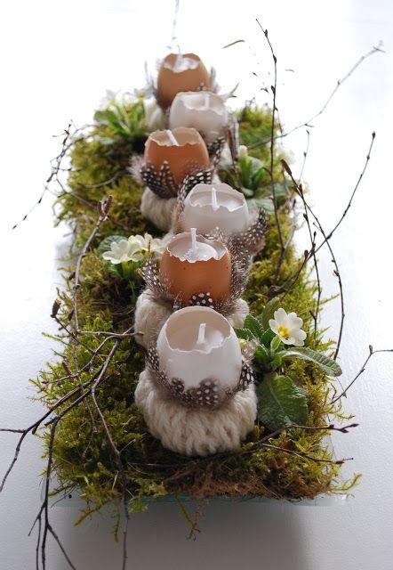 riciclare gusci delle uova 4