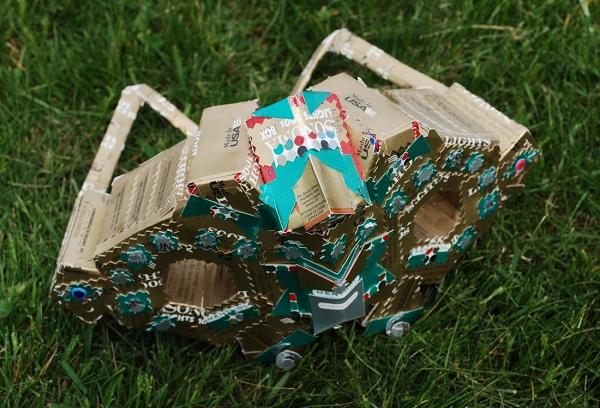 riciclare pacchetti sigarette vuoti 18