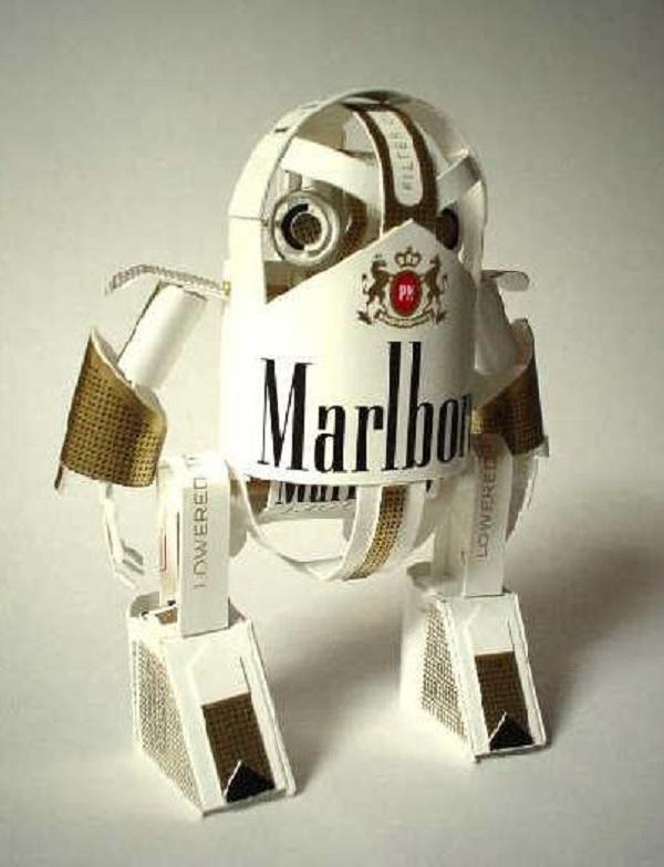 riciclare pacchetti sigarette vuoti 22