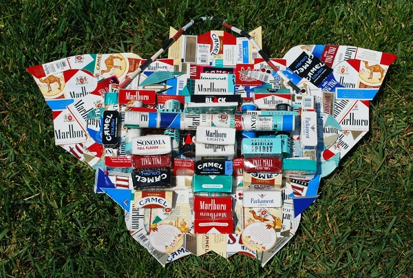 riciclare pacchetti sigarette vuoti 8