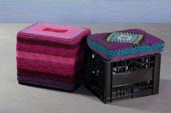 riciclo cassette della frutta di plastica 1