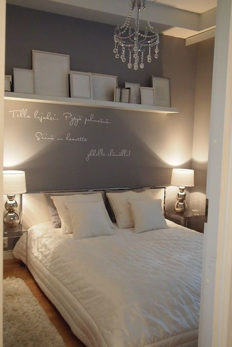 Decorare La Camera Da Letto Con Foto E Quadri Pictures to ...