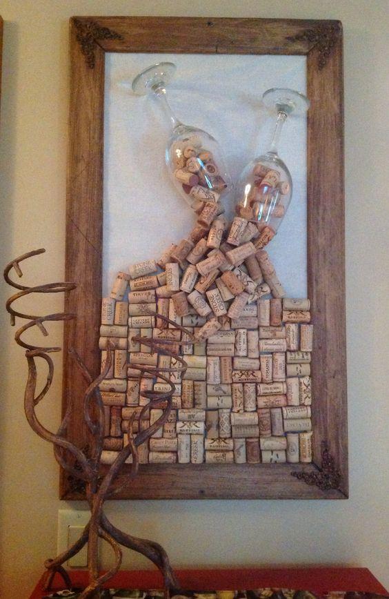 tappi di sughero decorazione 9