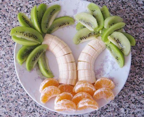 Come Presentare La Frutta.Piatto Di Frutta Creativo 20 Idee Per Servire La Frutta