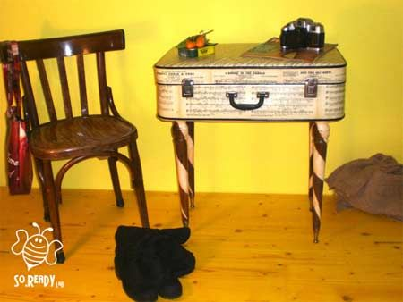 diy nightstand table ideas diy nightstand with old suitcase here are 20 ideas