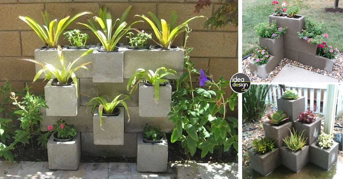 Idee per decorare il giardino design casa creativa e - Decorare i muri di casa ...