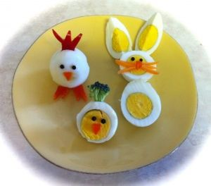 food art uova sode 10