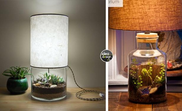 Lampada vintage fai da te design casa creativa e mobili - Lampade da tavolo fai da te ...