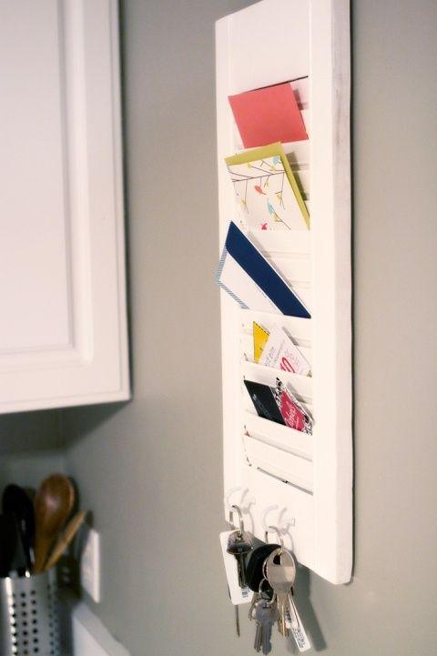 Porta lettere fai da te ecco 10 idee creative a cui - Giroletto fai da te ...