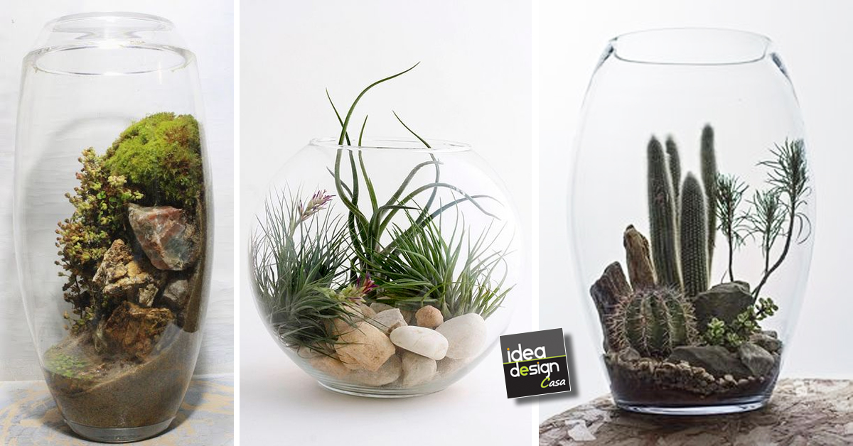 Giardini in miniatura fai da te ecco 20 idee creative for Giardini in miniatura giapponesi