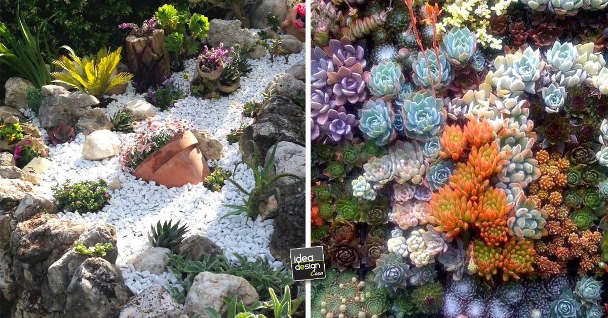 Aiuole creative ecco 20 bellissime idee per il tuo giardino video guida - Idee per il giardino ...