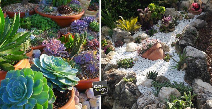 Decorare le scale esterne con i fiori 20 idee creative for Decorazioni giardino aiuole