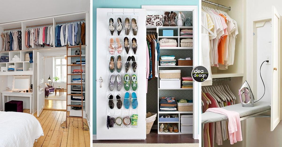 Organizzare una cabina armadio piccolo appartamento for Armadio piccolo