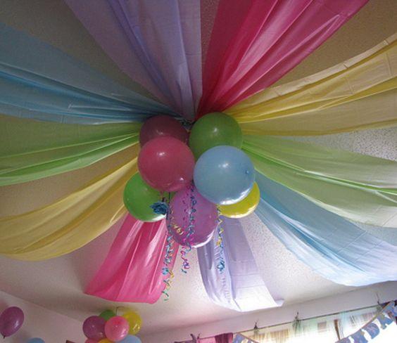 decorazione con palloncini 11