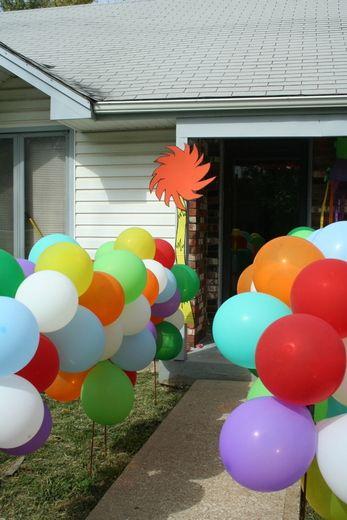 decorazione con palloncini 15