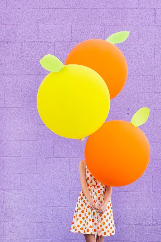 decorazione con palloncini 20