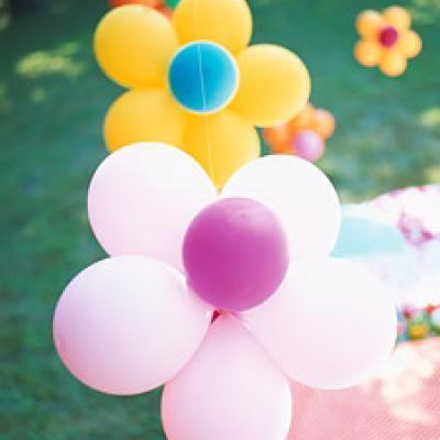 decorazione con palloncini 7