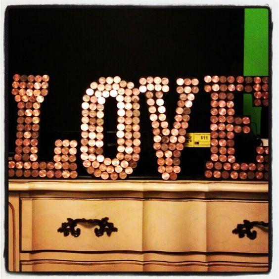decorazioni con centesimi 6