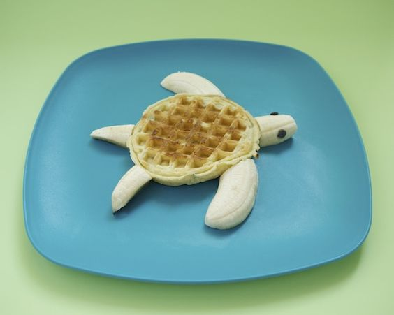 food art banane 14
