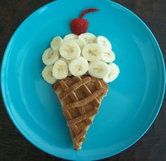 food art banane 15