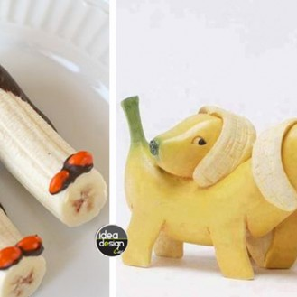food-art-banane